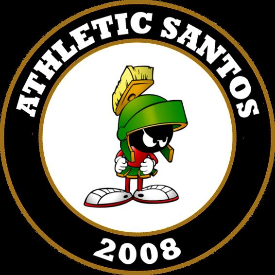 logo atletic santos